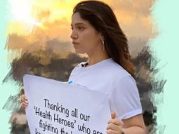 On World Health Day, Bhumi Pednekar pens a note of thanks for healthcare workers