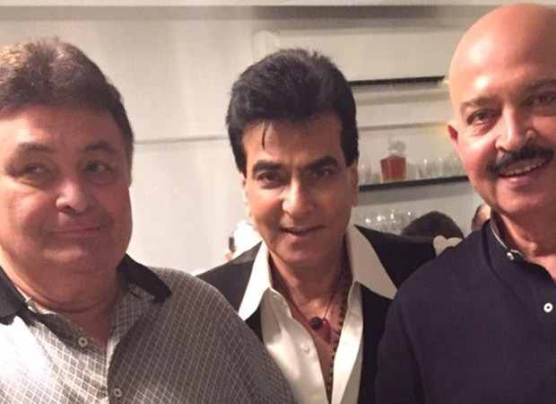"""""""We've misplaced a really pricey brother""""- Jeetendra mourns Rishi Kapoor's dying, Rakesh Roshan calls it an Irreparable loss. : Bollywood Information 7"""