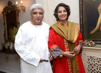 Shabana Azmi scolds Javed Akhtar for spilling soup, latter gives an epic reply