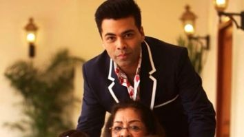 Watch: Karan Johar's kids Yash and Roohi think he wears his mother's Kurta