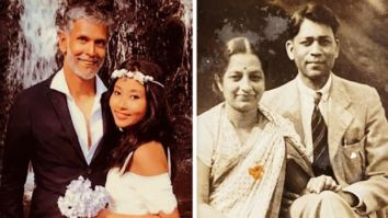 Milind Soman shares a priceless throwback photo from his grandparents' wedding ceremony