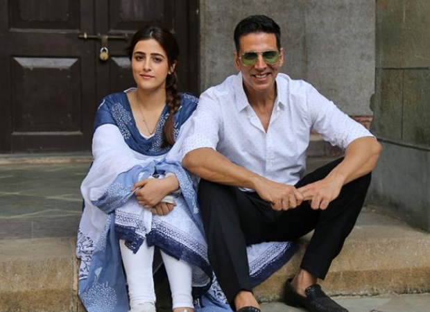 """Exclusive: """"Akshay Kumar won't be satisfied till Filhaal 2 is of Filhaal's level or even more,"""" says Nupur Sanon"""