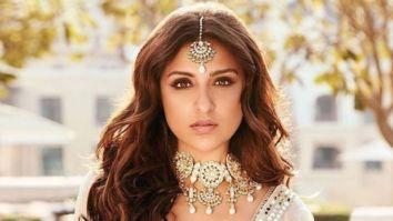 Parineeti Chopra is all dressed as a bride, but where's her groom?