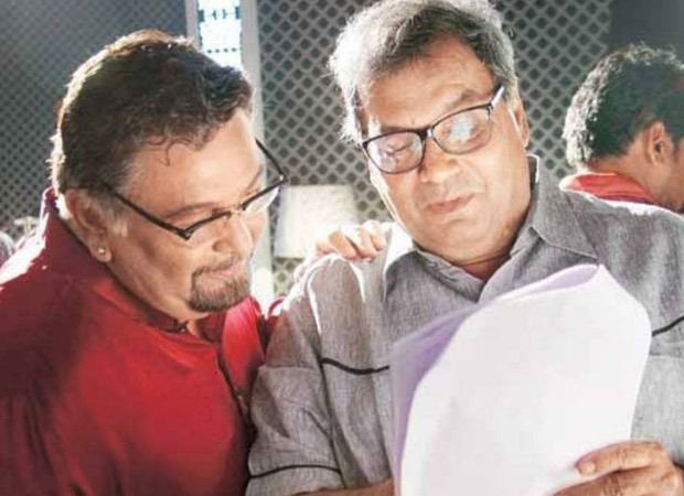 Subhash Ghai says Rishi Kapoor's demise is unbelievable and surprising : Bollywood Information 7