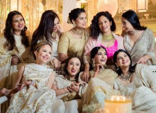 Sonam Kapoor misses her girlfriends, shares a throwback photo from her wedding