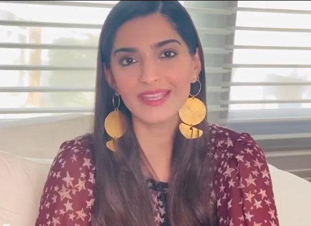 Sonam Kapoor Ahuja reads for a cause