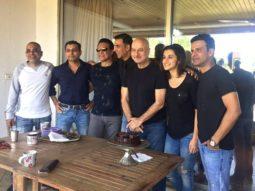 """Memorable for so many reasons""- Taapsee Pannu shares throwback photo with Naam Shabana co-stars Akshay Kumar and Anupam Kher"