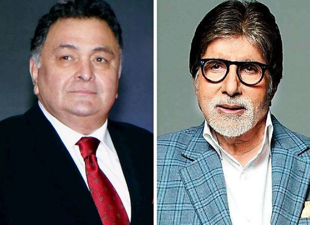 5 Times when Rishi Kapoor teamed up with Amitabh Bachchan