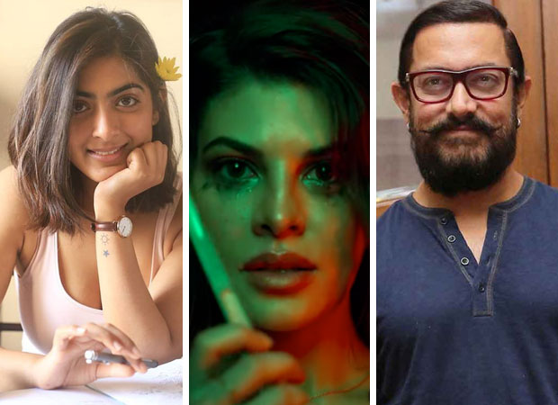 Aamir Khan's niece and Mansoor Khan's daughter Zayn Marie Khan makes her debut with Mrs Serial Killer : Bollywood Information 9