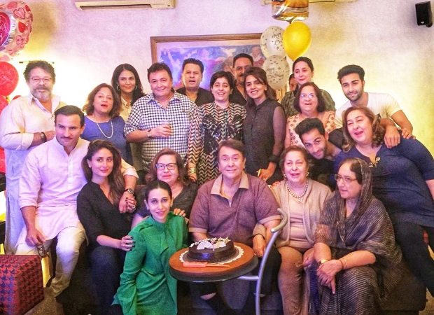 After the demise of Rishi Kapoor, Karisma Kapoor remembers him via a family photo