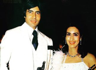 Amitabh Bachchan celebrates 42 years of Don with a throwback picture with late actress Nutan