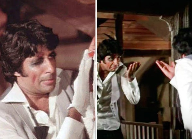 Amitabh Bachchan shares hilarious clip from Amar Akbar Anthony, says 'the show must go on'