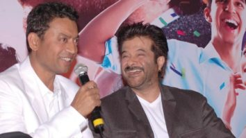 Anil Kapoor misses Irrfan Khan's smile, shares throwback pictures from Slumdog Millionaire days
