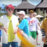 BTS FESTA 2020:The opening ceremony begins with 'Airplane Pt. 2' in Saipan and we indeed love the summer version a lot