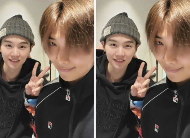 BTS members Suga and RM of BTS make a great duo on radio as they discuss AGUST D 2, IU collab, their track 'Respect'
