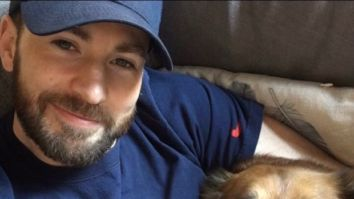 Chris Evans fails at grooming his dog Dodger, says it went so wrong, so fast