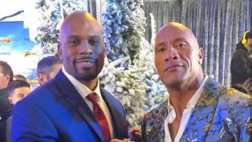 Dwayne Johnson pays tribute to WWE star Shad Gaspard who passed away in swimming accident