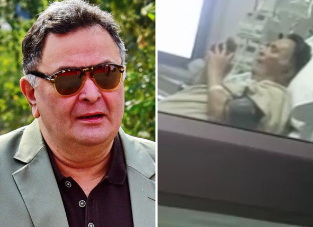 FIR against ward boy who filmed Rishi Kapoor's last video? Central Minister asks for ward boy's suspension