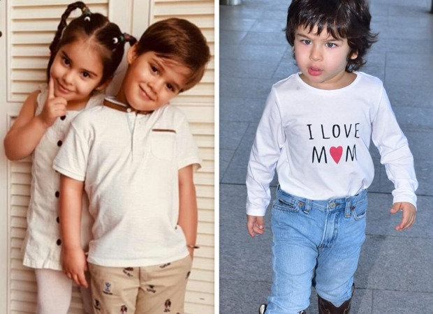 Have Karan Johar's twins Yash and Roohi surpassed Taimur Ali Khan as No. 1 star youngsters? : Bollywood Information 5