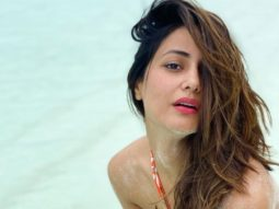 Hina Khan misses the beach life as she shares a few bikini-clad throwback pictures
