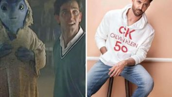 Hrithik Roshan's mother Pinkie Roshan wants Koi Mil Gaya's Jadu to come back and he can't help but laugh