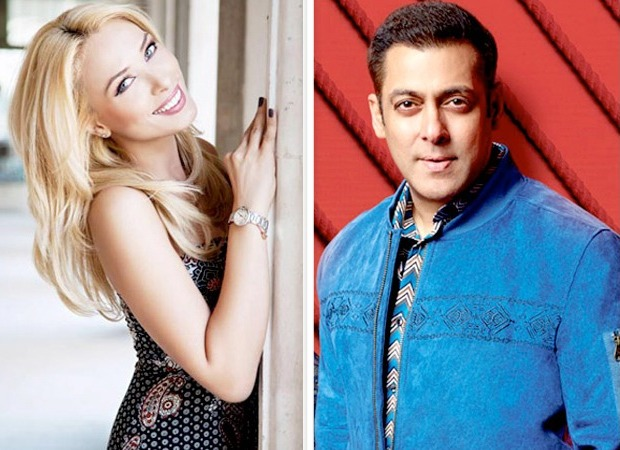 Iulia Vantur's debut movie shelved; now Salman Khan to launch her in Bollywood : Bollywood Information 5