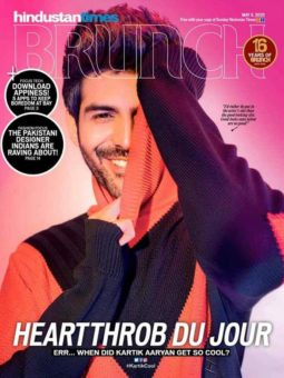 Kartik Aaryan On The Covers Brunch