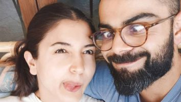 LOCKDOWN EFFECT Virat Kohli impersonates a dinosaur for Anushka Sharma, the latter shares the hilarious video