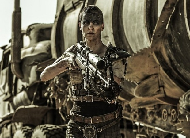 Tom Hardy, Charlize Theron Talk 'Mad Max: Fury Road' Feud