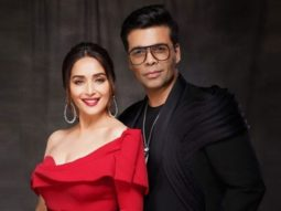 Madhuri Dixit says Karan Johar constantly reinvents himself