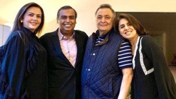 Neetu Kapoor thanks Mukhesh Ambani and Nita Ambani for their consistent love and support