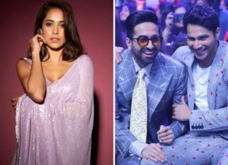 Nushrat Bharucha receives a wholesome surprise on her birthday from Ayushmann Khurrana, Varun Dhawan and more!