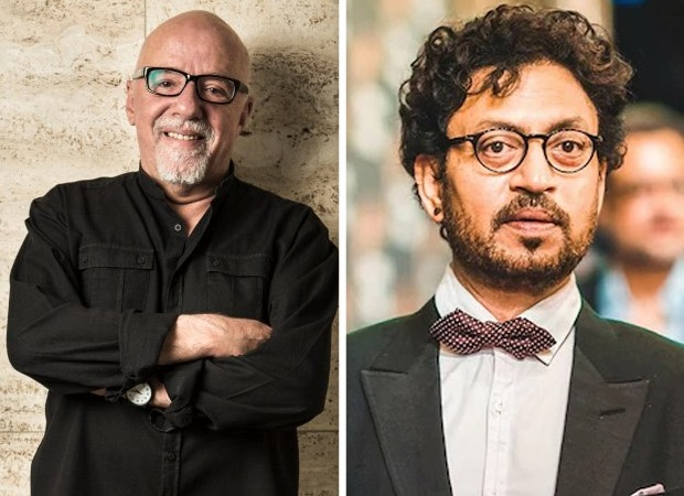 Paulo Coelho pays a heartfelt tribute to Irrfan Khan by quoting Bhagavad Gita