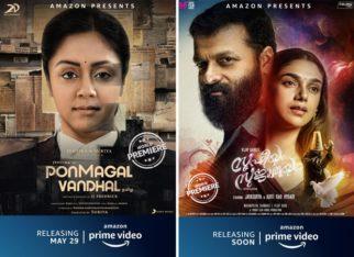 Ponmagal Vandhal, Penguin, Law, French Biryani and Sufiyam Sujatayum to premiere on Amazon Prime Video