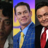 Post Irrfan Khan and Rishi Kapoor's demise, John Cena shares pictures of the legends on his Instagram