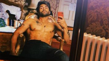 Pulkit Samrat drops a shirtless selfie which is his look for Bejoy Nambiar's Taish