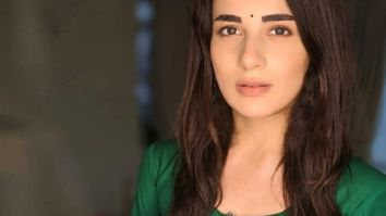 Radhika Madan makes her debut on TikTok describing everyone's situation during the lockdown