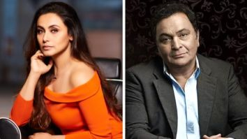 Rani Mukerji fondly remembers Rishi Kapoor on Hum Tum's 16th anniversary