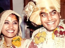 Renuka Shahane and Ashutosh Rana celebrate 19 years of marriage with their wedding photo