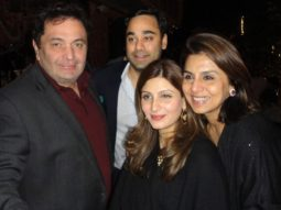 Rishi Kapoor's son-in-law Bharat Sahni remembers him