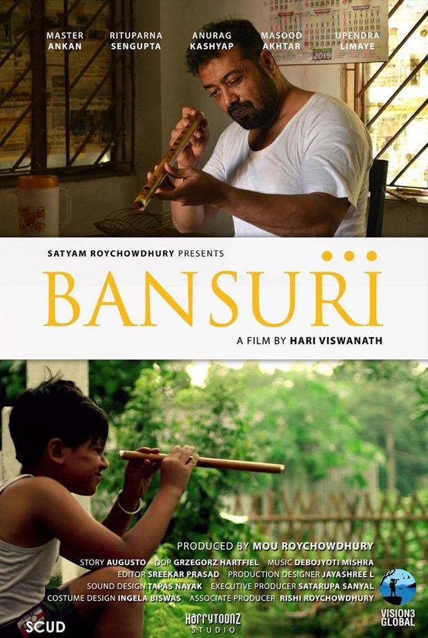 Rituparna Sengupta to make her comeback opposite Anurag Kashyap in Bansuri