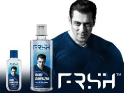Salman Khan launches his own personal care brand FRSH on Eid 2020