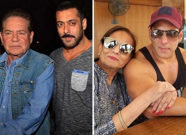 Salman Khan makes a quick trip from Panvel to Mumbai to meet his parents after 60 days