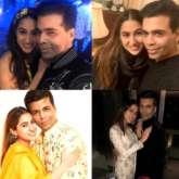 Sara Ali Khan shares a collage of beautiful memories on Karan Johar's 48th birthday