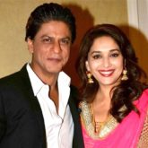 Shah Rukh Khan praises Madhuri Dixit for her debut single 'Candles'