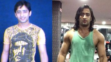 Shaheer Sheikh shares pictures of his jaw-dropping transformation from 'Anant' in Navya to 'Arjun' in Mahabharat