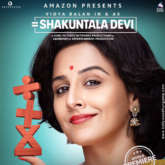 First Look Of The Movie Shakuntala Devi - Human Computer