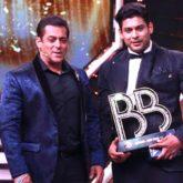 THROWBACK When a shy Sidharth Shukla accepted an award on behalf of Salman Khan