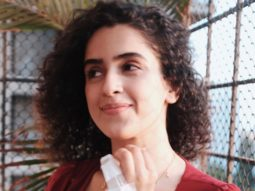 This is how Sanya Malhotra injured herself during the lockdown!