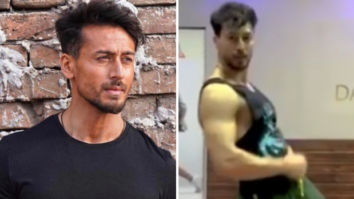 Tiger Shroff dances to Justin Bieber's song 'Yummy', Disha Patani is all heart about it